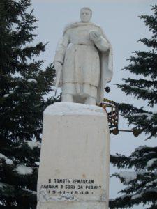 п. Кумены, ул. Первомайская (Куменское городское поселение)