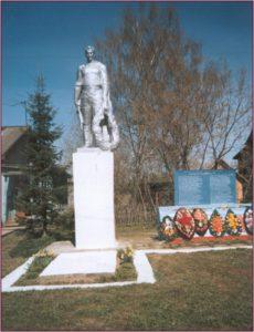 с. Вожгалы (Вожгальское сельское поселение) Дата установки:1964—1967 гг.