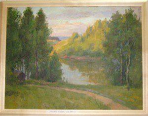 Лесное озеро (1919 г.)